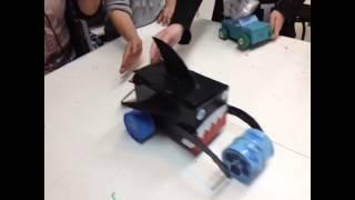 proyecto tecnológico- autos locos
