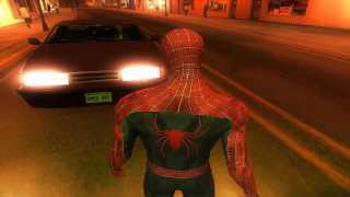 getlinkyoutube.com-GTA San Andreas Spiderman Mod v1.0 2013