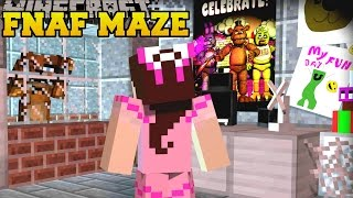 getlinkyoutube.com-Minecraft: FIVE NIGHTS AT FREDDY'S MAZE - PAT PARADISE [1]