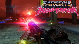 getlinkyoutube.com-Far Cry 3 Blood Dragon - Like a Boss no Futuro