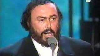 "getlinkyoutube.com-Le Bon & Pavarotti ""Ordinary World"""