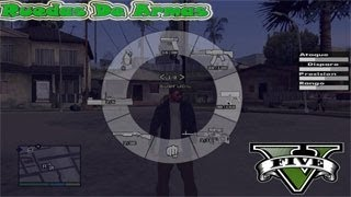 getlinkyoutube.com-GTA San Andreas - Descargar e instalar el Mod Rueda de Armas GTA V - Beta Español