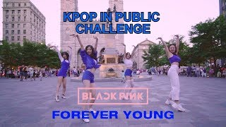 [EAST2WEST] Dancing Kpop in Public Challenge: BLACKPINK - FOREVER YOUNG