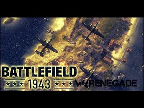 Battlefield 1943 Ole' Multiplayer pt. 3
