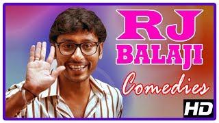RJ Balaji Comedy Scenes | Latest Tamil Comedy Scenes 2018 | Jai | G V Prakash Kumar | Tamil Comedy