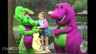 Barney and Friends My Familys Just Right For Me Part 3 [HD]