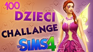 getlinkyoutube.com-THE SIMS 4 CHALLENGE 100 DZIECI #39 HALLOWEEN