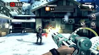 getlinkyoutube.com-Dead Trigger 2: Update 0.7.0 Tech Level 10 + Siberia Gameplay HD