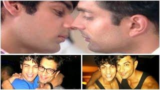 getlinkyoutube.com-The Kissing Story Of Karan wahi and Karan Singh Grover