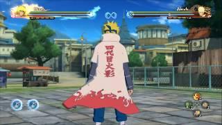 getlinkyoutube.com-Naruto Shippuden Ultimate Ninja Storm 4:  All Characters Awakening(PS4/1080p)