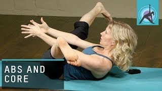 getlinkyoutube.com-Yoga for Abs and Core