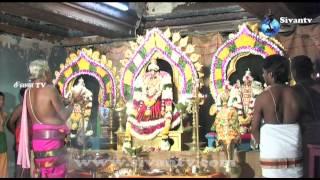 இணுவில் சிவகாமி அம்மன் கோவில் 4ம் நாள் இரவுத்திருவிழா