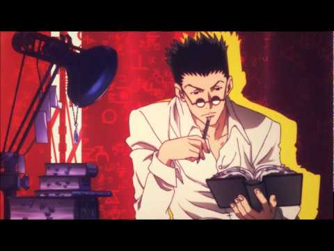 Leorio the HunterXDoctor