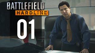 getlinkyoutube.com-Battlefield Hardline - Gameplay Walkthrough Part 1 - Under Fire (PC)