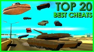 getlinkyoutube.com-GTA San Andreas - Top 20 Cheats