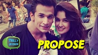 getlinkyoutube.com-OFFICIAL! Prince Narula & Yuvika Chaudhary TOGETHER
