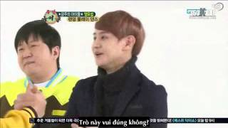 getlinkyoutube.com-VIETSUB  130109 Beast Yoseob Weekly Idol Part 1