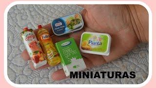 getlinkyoutube.com-Lidl Shop - Coleção Miniaturas Lidl Shop Mini Loja