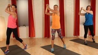 getlinkyoutube.com-40 Minute Full Body Workout | Beginner Strength Training | Class FitSugar
