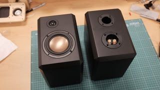 getlinkyoutube.com-'Overnight Sensations' - DIY Bookshelf Speaker Build