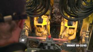 getlinkyoutube.com-GCF Rinnovamento ferroviario - Plasser Unimat 09324S