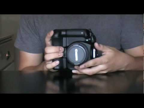 Meike Battery Grip unboxing- For Canon T3i/600D