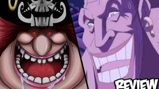 getlinkyoutube.com-One Piece 843 ワンピース Manga Chapter Review - Big Mom's New Power Revealed! Sanji VS Luffy??