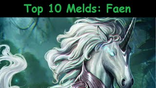 getlinkyoutube.com-Deck Heroes: [FAEN] Top 10 Melds 4-Star Creatures