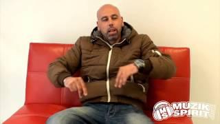 Sinik parle de son album et de son clash avec Gaiden (Interview MuzikSpirit)