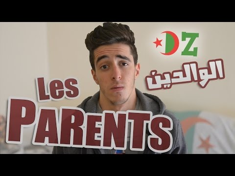 Mr SaLiMDZ_Les Parents - الوالدين