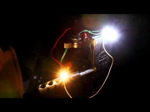 T10 LED, 5 LED, 4w, 160lumen