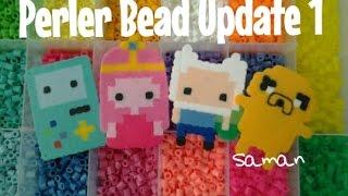 getlinkyoutube.com-All my Perler Bead Designs so Far (Adventure Time, Pokemon, and Mario)