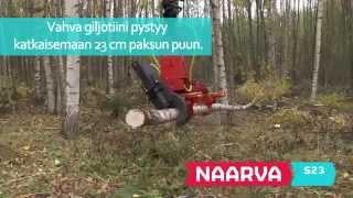 getlinkyoutube.com-Naarva S23-sykeharvesterin asennus ja toiminta