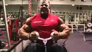 getlinkyoutube.com-Jay Cutler Back Workout Clips  .  flv