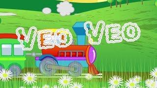 getlinkyoutube.com-VEO VEO QUE VES - Canzoni per bambini e bimbi piccoli