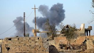 أخبار عربية - أبرز 3 قادة لداعش قتلوا بضربة جوية في غرب #الموصل