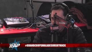 Grand Corps Malade, Tunisiano & Lino - Funambule (Live Planète Rap)