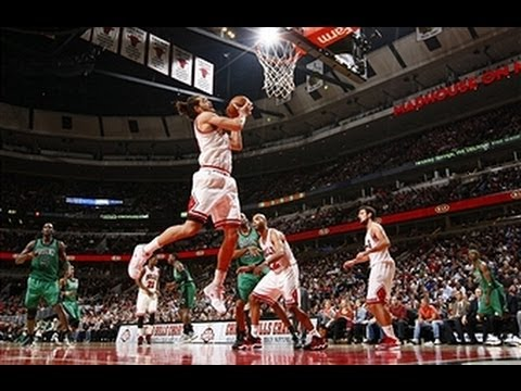 Joakim Noah's Triple Double