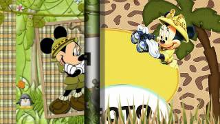 getlinkyoutube.com-Projeto Mickey Safari ( Editável )