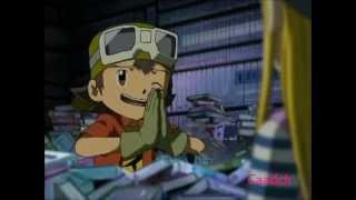 getlinkyoutube.com-Takuya le dice a Zoe que le gusta (Digimon Frontier)