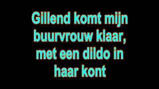 getlinkyoutube.com-Verdomd, Je neukt hier nooit alleen(Lyrics on screen)