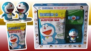 getlinkyoutube.com-Doremon Videos Toys Surprise Bag Nobita Shizuka Suneo Goda Takeshi Poster Puzzle