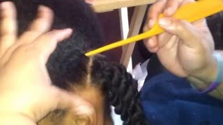 getlinkyoutube.com-TUTORIAL!! 12/20/2014 - Pt 2  of My Rubber band Technique