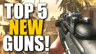 getlinkyoutube.com-Top 5 NEW Weapons I'd Like To See in Modern Warfare Remastered!