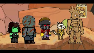 getlinkyoutube.com-Scribblenauts Unlimited 72 Object Editor Guardians of the Galaxy