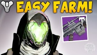 getlinkyoutube.com-Destiny: HOW TO FARM ARCHONS FORGE! Easy Farming Method For 385+ Gear & Level Up Fast (Rise of Iron)