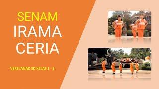 getlinkyoutube.com-Senam Irama Ceria Versi Anak SD kelas 1 - 3