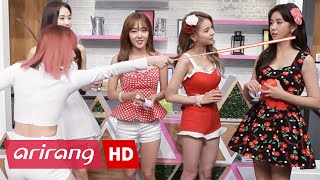 Pops in Seoul _ FIESTAR(피에스타) _ Q & A _ Part 1
