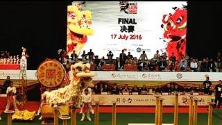 getlinkyoutube.com-2016 Genting World Lion Dance Winner - 關聖宮龍獅團 [9.29]