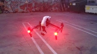 How To Waste $3,000 (DRONE CRASH)